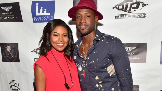 Gabrielle union and dwyane wades wedding movie trailer is a must see gabrielle union and dwyane wades wedding movie trailer is a must see junglespirit Gallery
