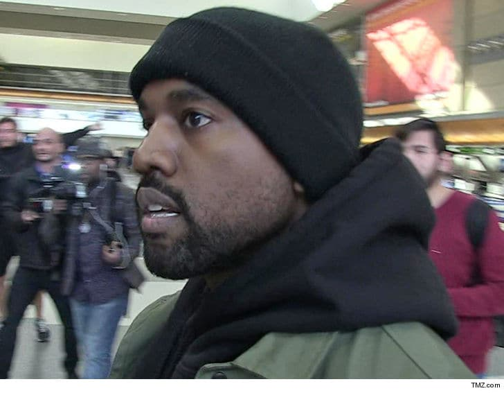 KANYE WEST I.D. STOLEN, SIGNATURE FORGED In Fake NYFW ...